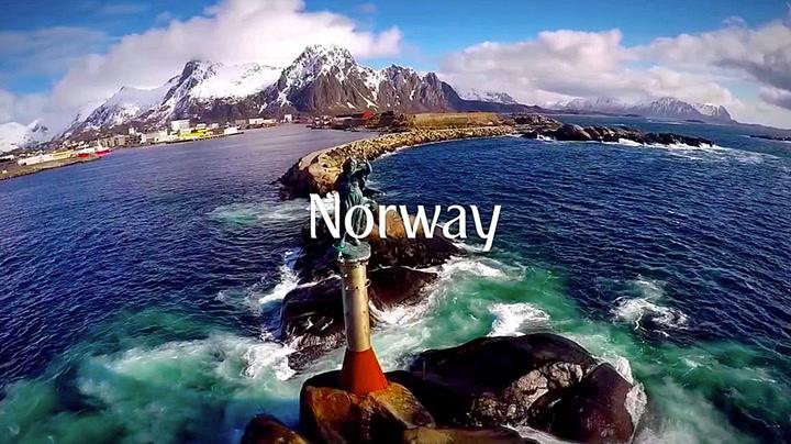 Slik selges Norge inn for resten av verden