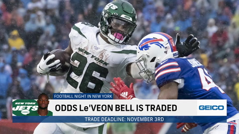 FNNY: Why it's time for the Jets to trade Le'Veon Bell