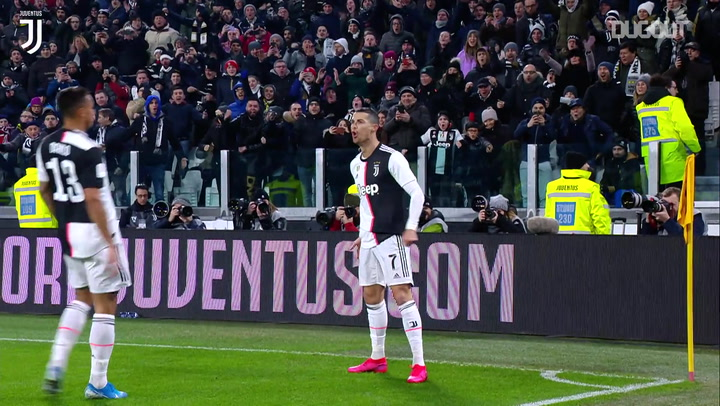 أفضل ٧ أهداف لكريستيانو رونالدو مع يوفنتوس
