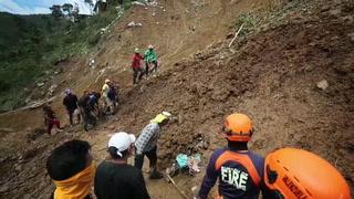 Asciende a 74 la cifra de muertos en Filipinas por el tifón Mangkhut