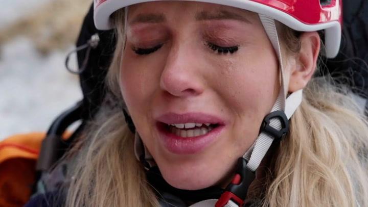 Image: TV-profilen bryter ut i tårer