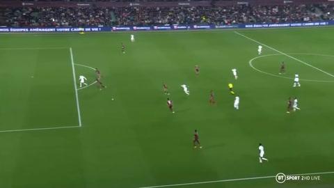 Metz 1-2 PSG (Ligue 1)