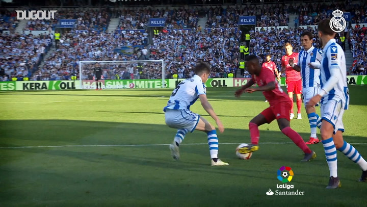 Vinicius Jr's Best Bits For Real Madrid So Far