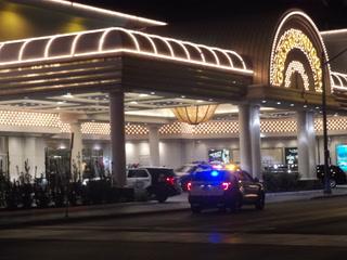Man stabbed  in head in downtown Las Vegas