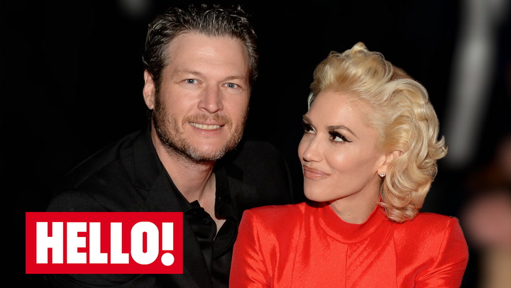 The Gwen Stefani and Blake Shelton love story