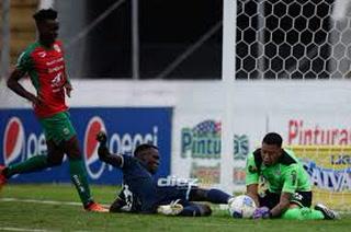 ¡Motagua y Marathón brindaron un partidazo y se reparten puntos en el estadio Nacional!