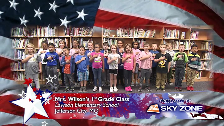 Lawson Elementary - Mrs. Wilson - 1st Grade