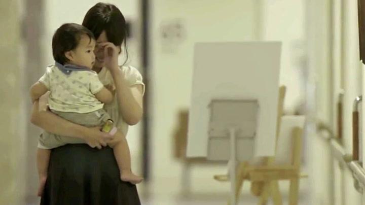 Tok babyen til legesjekk – fikk rørende overraskelse