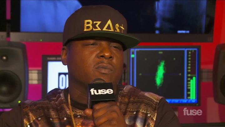 Jadakiss Lists His Top 5 Hip Hop Artists