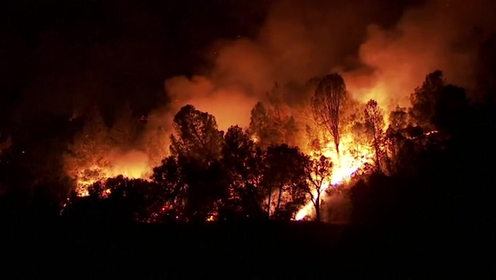 Worldwide wild weather: Fires and flooding hit multiple continents