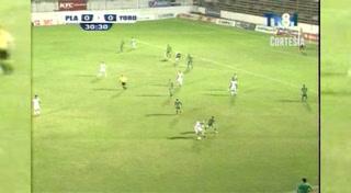 Platense venció 2-0 al Yoro FC en las semifinales de la Copa Presidente