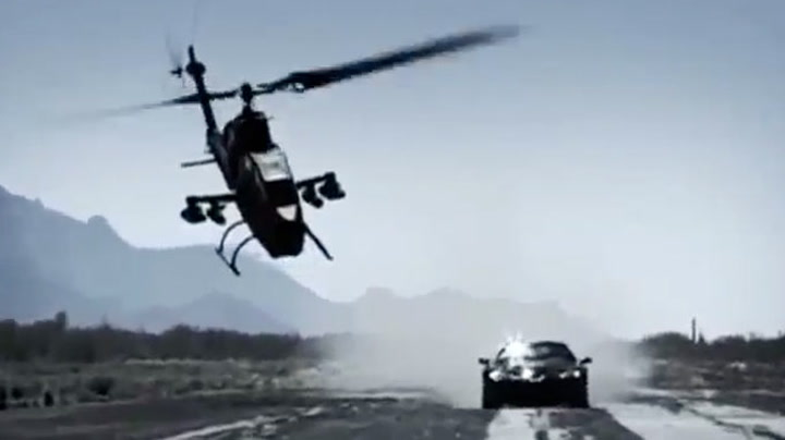Top Gear-stunt endte i katastrofe
