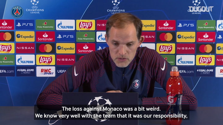 "Thomas Tuchel: ""Neymar Jr has to be playing and be on the pitch against Leipzig"""