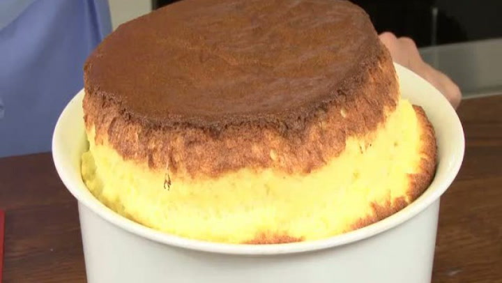 Hvordan lage ostesufflé