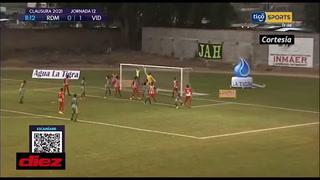Real de Minas reacciona y empata el partido ante el Vida en el Marcelo Tinoco