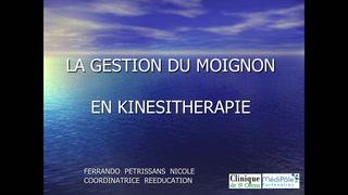 Gestion du moignon et Kinésithérapie
