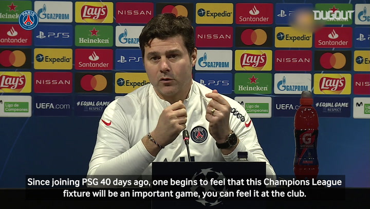 Pochettino: 'Winning the Champions League is the obvious goal for PSG'