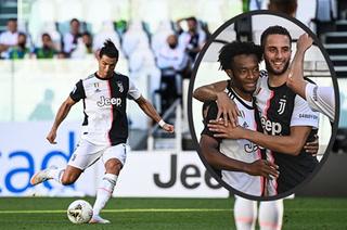 Cerca del título: Juventus aplasta al Torino en el derby della mole con golazo de Cristiano Ronaldo
