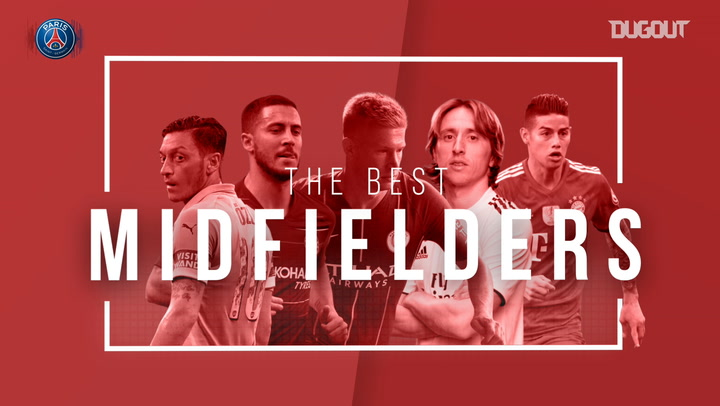 Best Midfielders: Ludovic Giuly