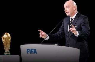 Fenafuth anuncia que Gianni Infantino, presidente de la FIFA, visitará Honduras