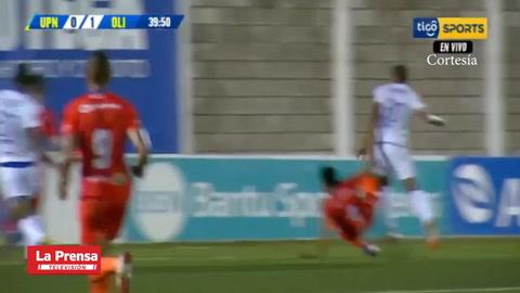 UPN 0-2 Olimpia (Liga Nacional)