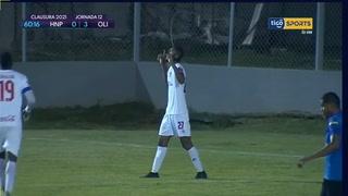 Bengtson marca doblete y Olimpia está goleando al Honduras Progreso