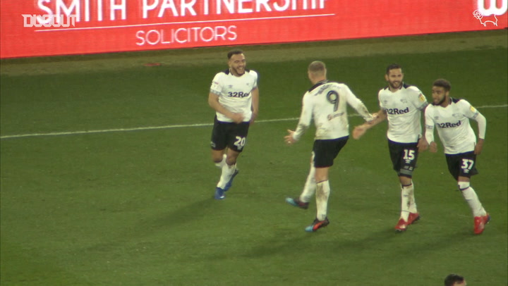 Mason Bennett's wonder goal vs Wigan Athletic