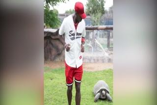 Paul Pogba se burla de su forma de ejecutar penales