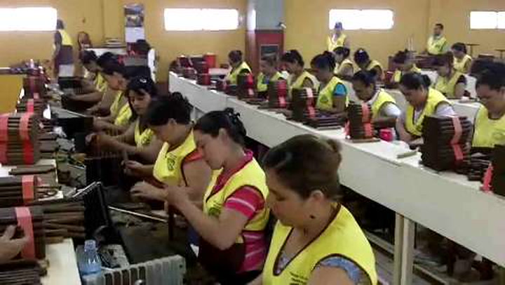 Inside the Padrón Cigars Factory