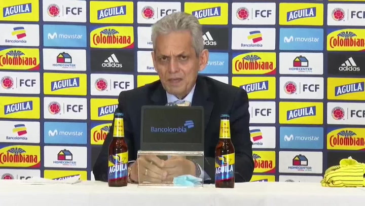 """Rueda, nuevo DT de Colombia: """"Vamos a sacarles el mejor provecho a nuestros jugadores"""""""