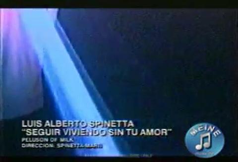 Hoy la música recuerda al Flaco Spinetta.
