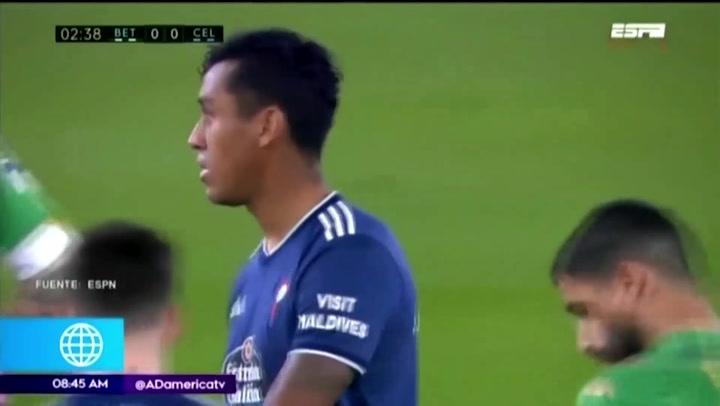 Celta de Vigo de Renato Tapia sumó cuatro derrotas consecutivas