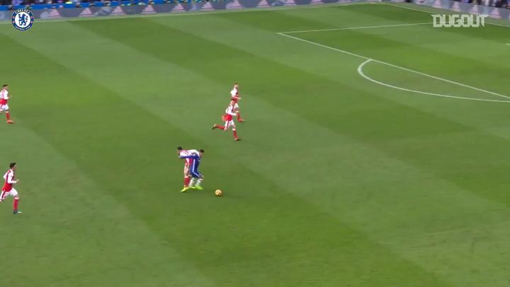 أفضل أهداف تشيلسي على ملعب ستامفورد بريدج بالدوري الإنجليزي