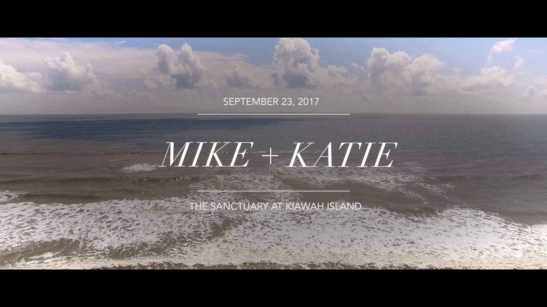 Katie + Mike | Charleston, South Carolina | The Sanctuary at Kiawah Island