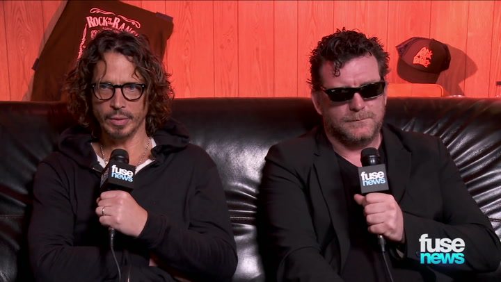 Shows: Fuse News:Teaser: Soundgarden Find Fun in Touring Again