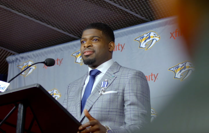 72 Hours With P.K. Subban