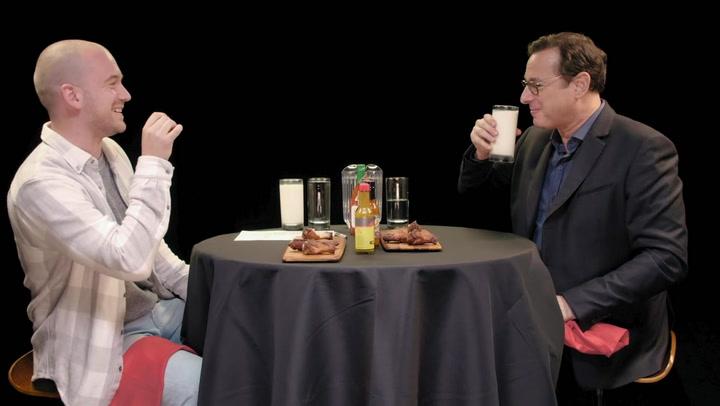 Bob Saget: Food