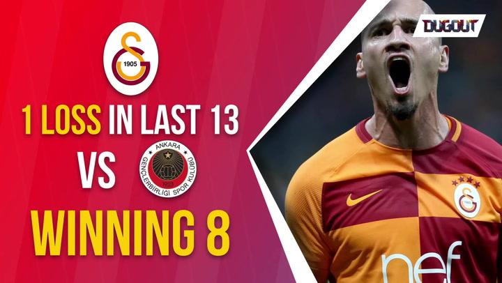 NTK: Galatasaray vs Gençlerbirliği