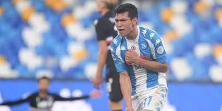 ¡A los 9 segundos! Mexicano Chucky Lozano marcó un gol histórico para el Napoli en la liga italiana