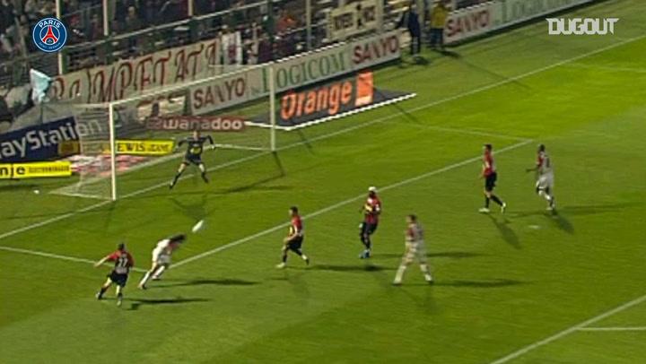Paris Saint Germain's top five goals against OGC Nice