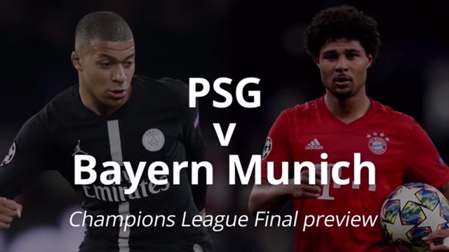 Psg Vs Bayern Munich Free Live Stream How To Watch Champions League Final For Free Football Sport Express Co Uk