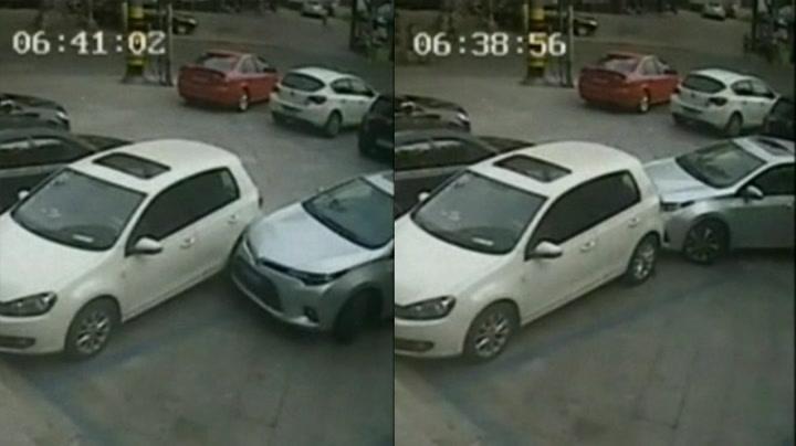 Dette må være parkeringen «fra helvete»