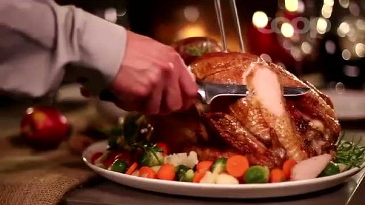 Hvordan lage deilig kalkunmiddag til jul