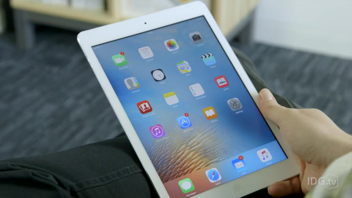 Top tips to speed up a slow iPad