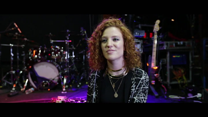 Jess Glynne Talks Being Inspired by Her Life Journeys