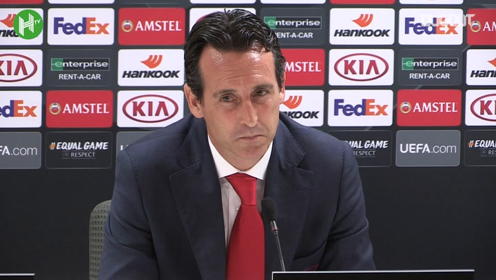 "Arsenal Boss Emery: ""Emirates Will Fill Up."""