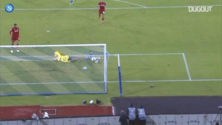 أفضل أهداف نابولي في دوري أبطال موسم ٢٠١٩-٢٠٢٠