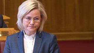 «Klarer du ett, klarer du to»-spørsmål i Stortinget