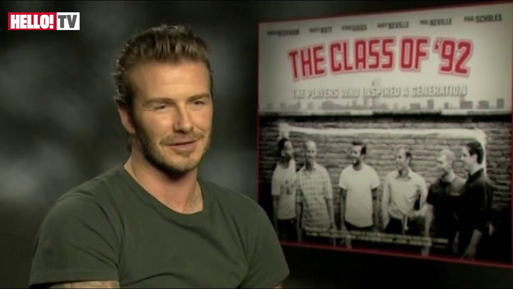 David Beckham: \'Right now I am a dad to four kids, I take them to school, ballet classes, football practice...\'