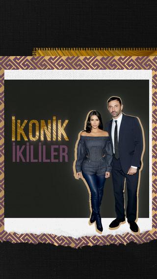 İkonik İkililer - Kim Kardashian & Riccardo Tisci